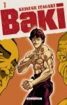 Baki (manga) volume / tome 1