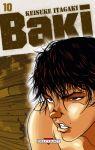 Baki (manga) volume / tome 10
