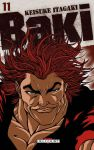 Baki (manga) volume / tome 11