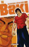 Baki (manga) volume / tome 16