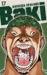 Baki (manga) volume / tome 17