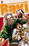 Baki (manga) volume / tome 2