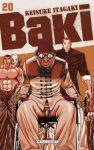 Baki (manga) volume / tome 20
