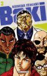 Baki (manga) volume / tome 3