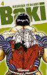 Baki (manga) volume / tome 4