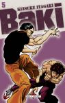 Baki (manga) volume / tome 5