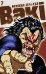 Baki (manga) volume / tome 7