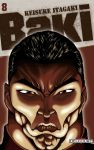 Baki (manga) volume / tome 8