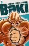 Baki (manga) volume / tome 9