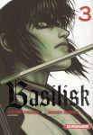 Basilisk (manga) volume / tome 3