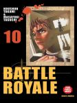 Battle Royale (manga) volume / tome 10