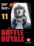 Battle Royale (manga) volume / tome 11