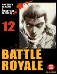 Battle Royale (manga) volume / tome 12