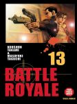 Battle Royale (manga) volume / tome 13
