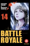 Battle Royale (manga) volume / tome 14