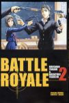Battle Royale (manga) volume / tome 2