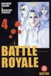 Battle Royale (manga) volume / tome 4