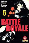Battle Royale (manga) volume / tome 5