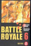 Battle Royale (manga) volume / tome 6