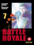 Battle Royale (manga) volume / tome 7