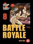 Battle Royale (manga) volume / tome 8