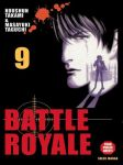 Battle Royale (manga) volume / tome 9