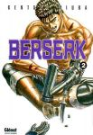 Berserk (manga) volume / tome 2