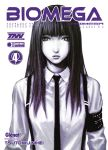 Biomega (manga) volume / tome 4