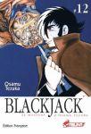 Black Jack (manga) volume / tome 12