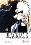 Black Jack (manga) volume / tome 14