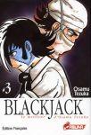 Black Jack (manga) volume / tome 3