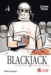 Black Jack (manga) volume / tome 4