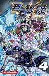 Blazer Drive (manga) volume / tome 4