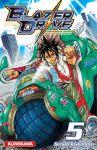Blazer Drive (manga) volume / tome 5