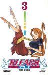 Bleach (manga) volume / tome 3