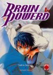 Brain Powerd (manga) volume / tome 1