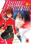 Brain Powerd (manga) volume / tome 3