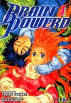 Brain Powerd (manga) volume / tome 4