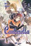 Cantarella (manga) volume / tome 1