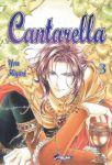 Cantarella (manga) volume / tome 3