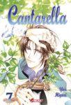 Cantarella (manga) volume / tome 7