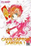 Card Captor Sakura (manga) volume / tome 1