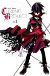 Chrome Breaker (manga) volume / tome 1