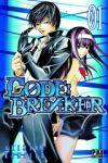 Code Breaker (manga) volume / tome 1