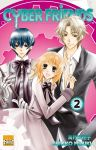 Cyber Friends (manga) volume / tome 2