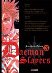 Daemon Slayers (manga) volume / tome 3