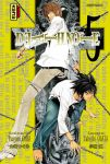 Death Note (manga) volume / tome 5