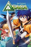 Delta Saga (manga) volume / tome 1