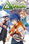 Delta Saga (manga) volume / tome 3