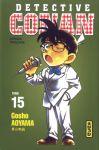 Détective Conan (manga) volume / tome 15